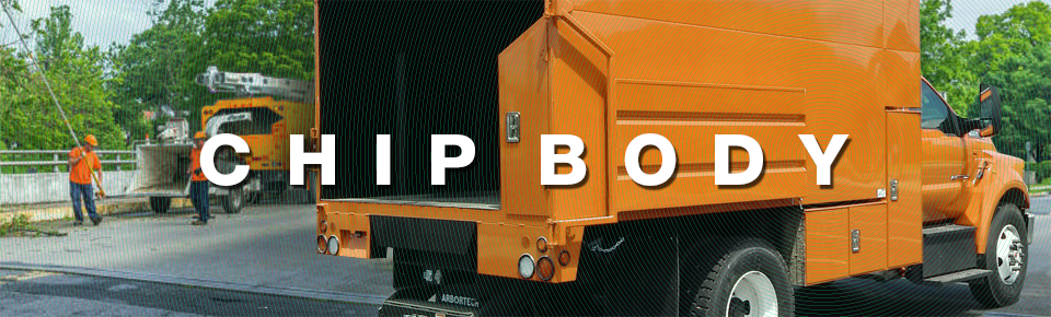 Chipper Bodies, Wood Chipper Truck, Forestry Bodies - ARBORTECH
